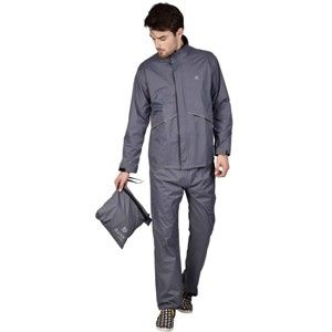Rain'S Halley Gray Rain Suit