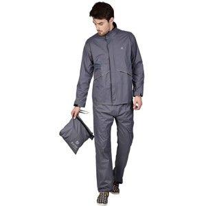 Rain'S Halley Gray Rain Suit