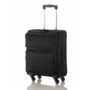 Samsonite  Fomma Mobile Office -55Cm Black Trolley Bag