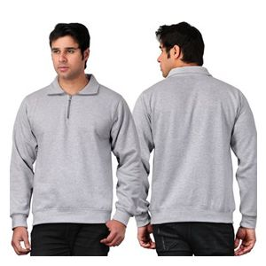 Scoot Sweat Shirt Grey 300Gsm