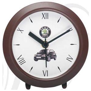 Skoda Auto Pc-660 Table Clock