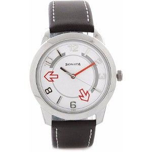 Sonata Nh7924Sl03C Sport Casual Analog Watch - For Men