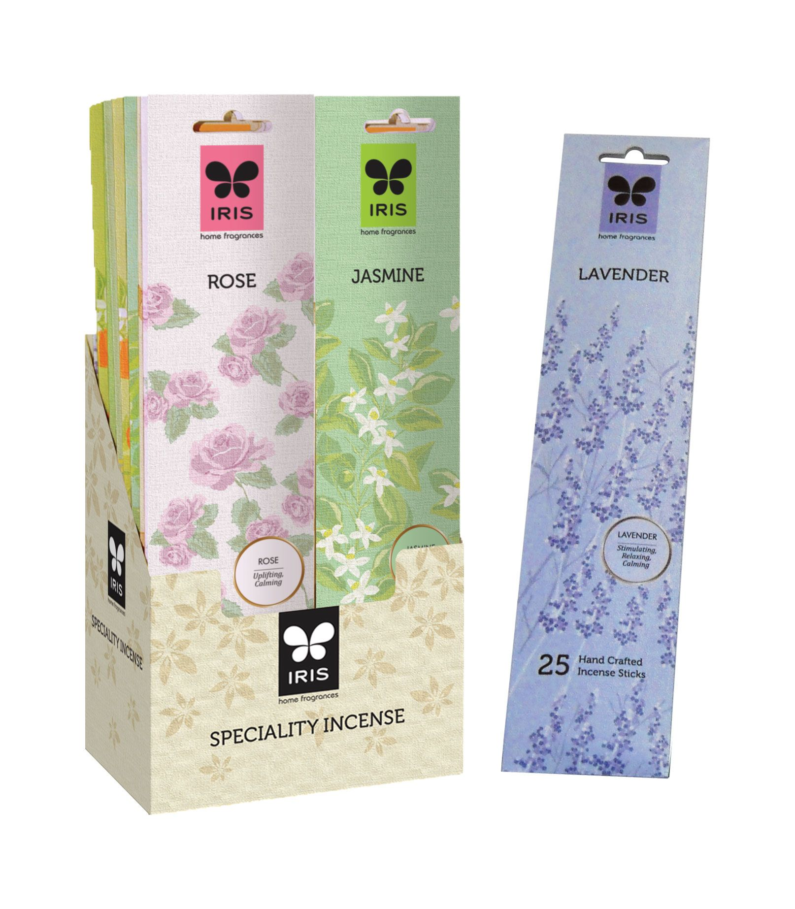 Speciality Incense And Garden Incense Irsi0530