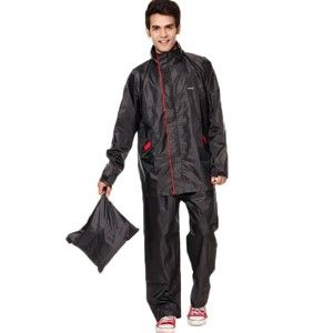 Versalis Desire Suit Black With Red