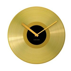 Karlsson Golden Record Alu