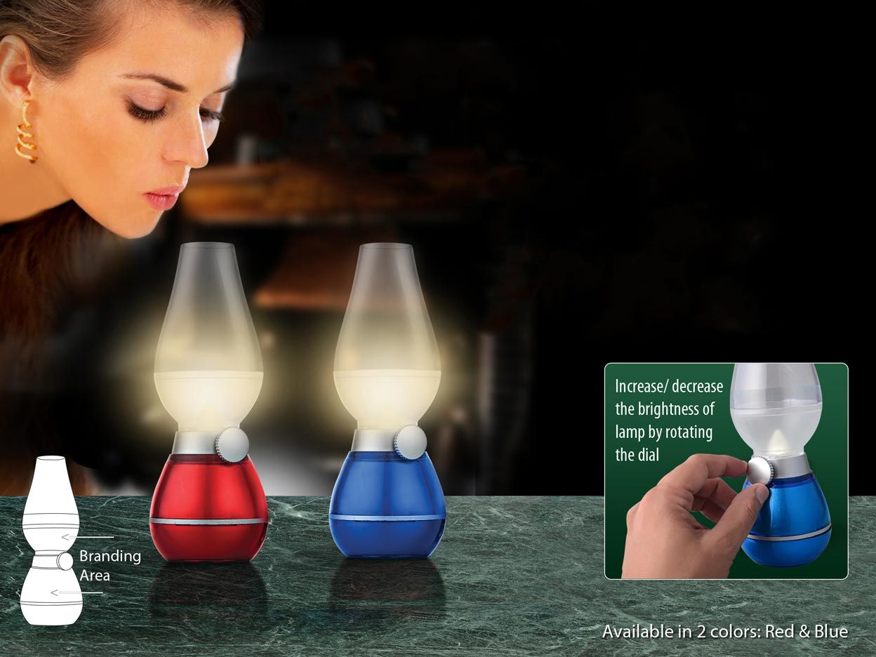 Power Plus Blow Lantern With Roto Dial (Compact Size) E151