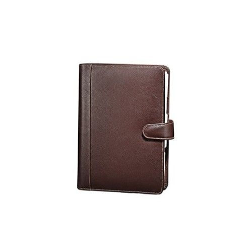 Business Planner Synthetic-Brown