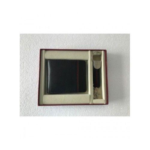 Bi Fold Wallet -Black