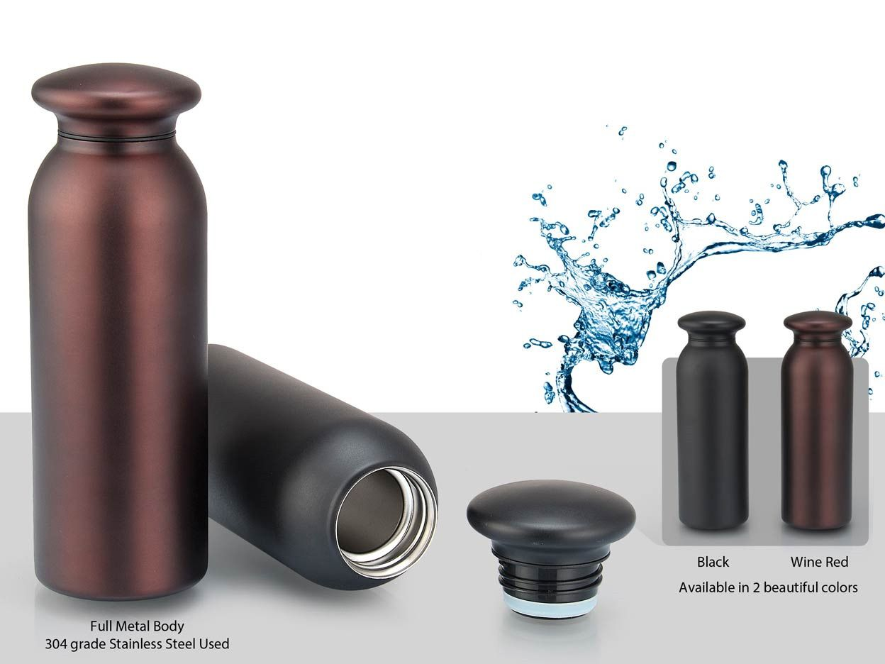 Power Plus Venus Vacuumized Stainless Steel Flask (550 Ml Approx) H136