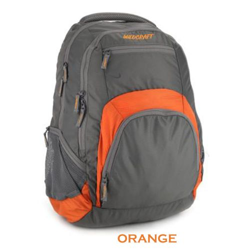 Wildcraft Hopper Laptop Backpack - Orange