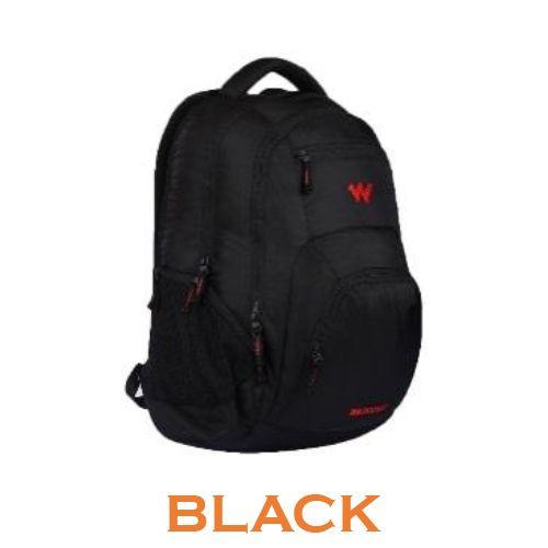 Wildcraft Lih Laptop Backpack - Black