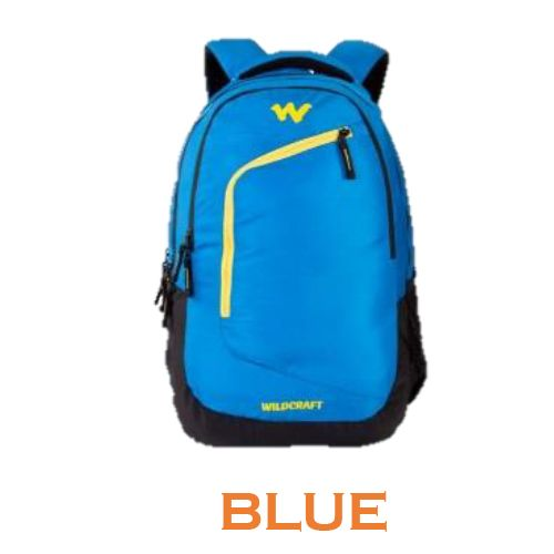 Wildcraft Maestro Laptop Backpack - Blue