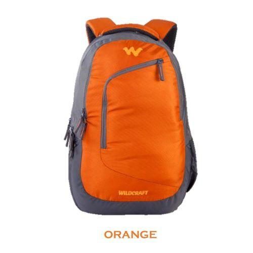 Wildcraft Maestro Laptop Backpack - Orange