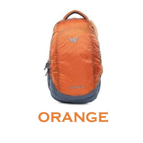 Wildcraft Peza Laptop Backpack - Orange